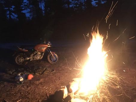 Motorcycle Packing - Long Trip