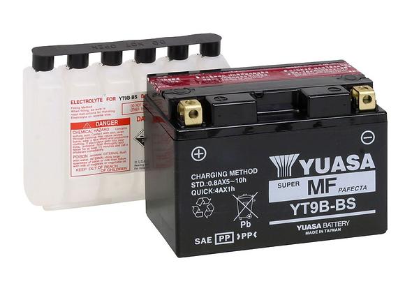 Yuasa Maintenance-Free Battery - YT9B-BS YUAM629B4