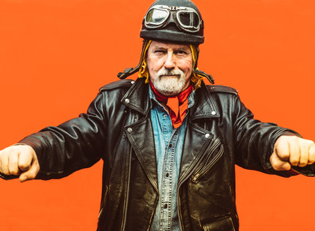 Motorcycle Riding: Social Isolation at its Best
