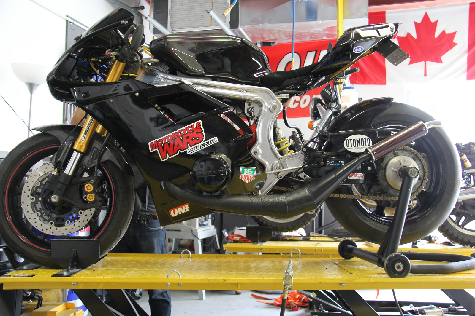 Ducati Mechanic Toronto