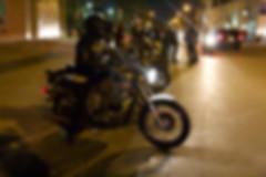 Toronto Free Motorcycle parkin