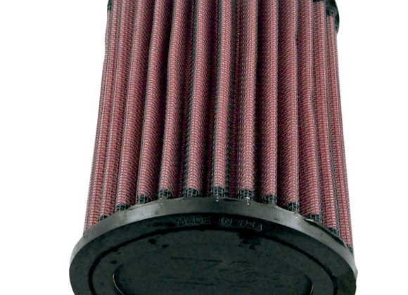 K&N High Flow Replacement Air Filter Oval - TB-9004 Triumph