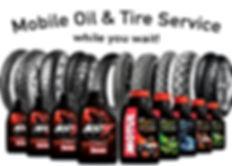 toronto motorcycle tire change