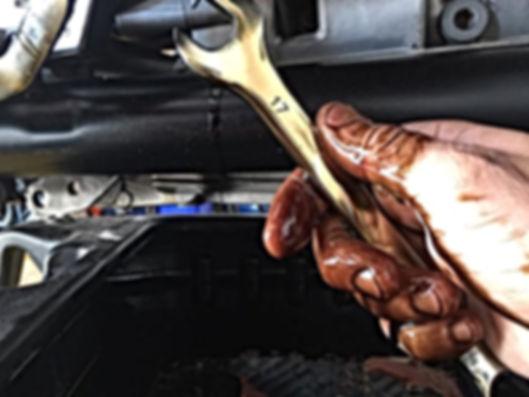 motorcycle oil change toronto