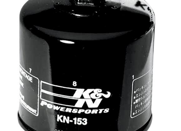 KN153 K&n Oil Filter Ducati 153 Toronto Vancouver Ottawa oil change prince Rupert