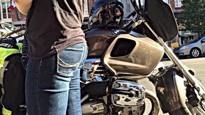 Motorcycle Parking free toronto