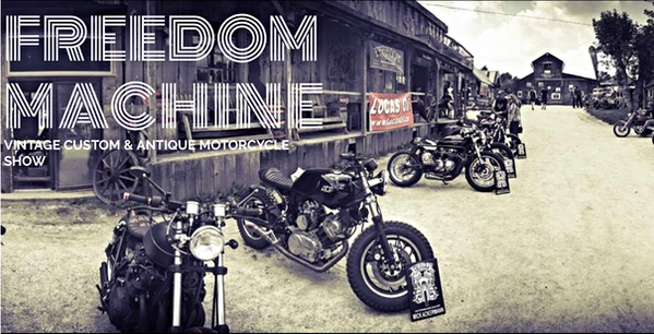 Freedom Machine Vintage Show