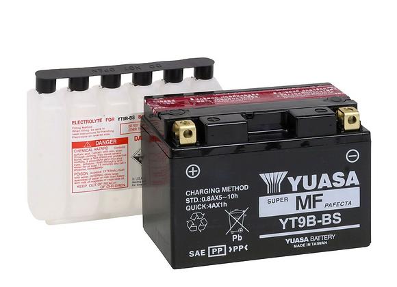 Yuasa Maintenance-Free Battery - YT9B-BS