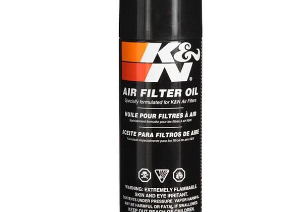 KN FILTERCHARGER OIL 6 1/2OZ AEROSOL.