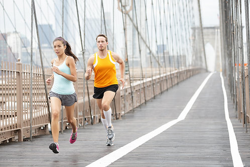 1-Month Customized Running Program
