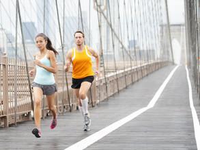 Đạp xe, đi bộ và chạy bộ, môn nào giúp bạn giảm cân tốt hơn?