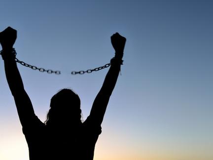 人生における抵抗からの解放