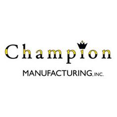 Champion Manufacturing, Inc.