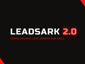 Make money at home with this new affiliate program- LeadsArk!
