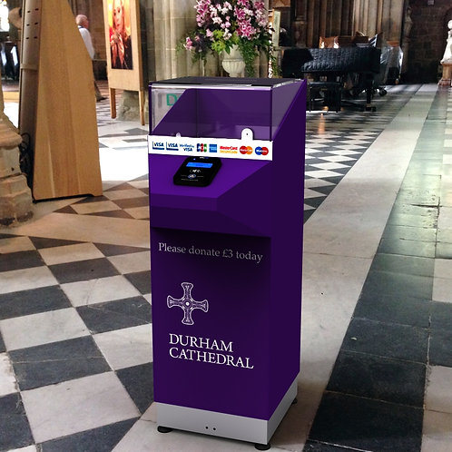 Contactless Donation Box Contactless Giving Contactless Donations