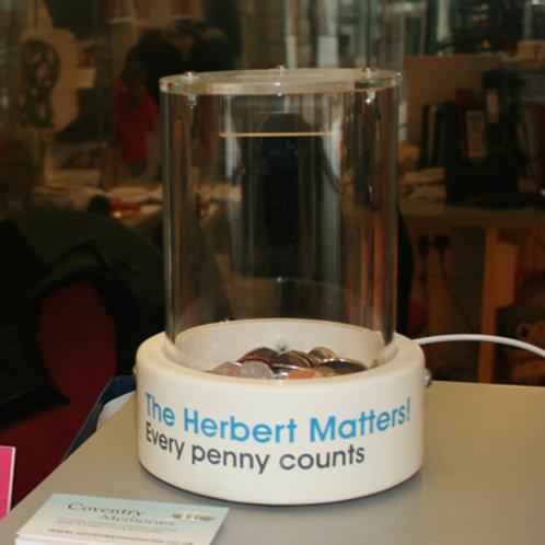 Counter top Donation Box