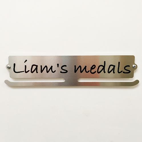 Custom Vinyl Medal Hanger - 33cm
