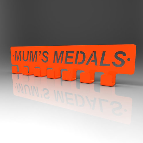 Standard Painted Medal Hanger - A