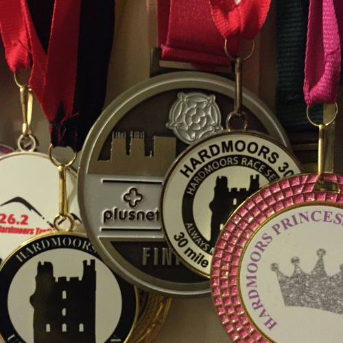 Medal Hangers UK home page animation 1
