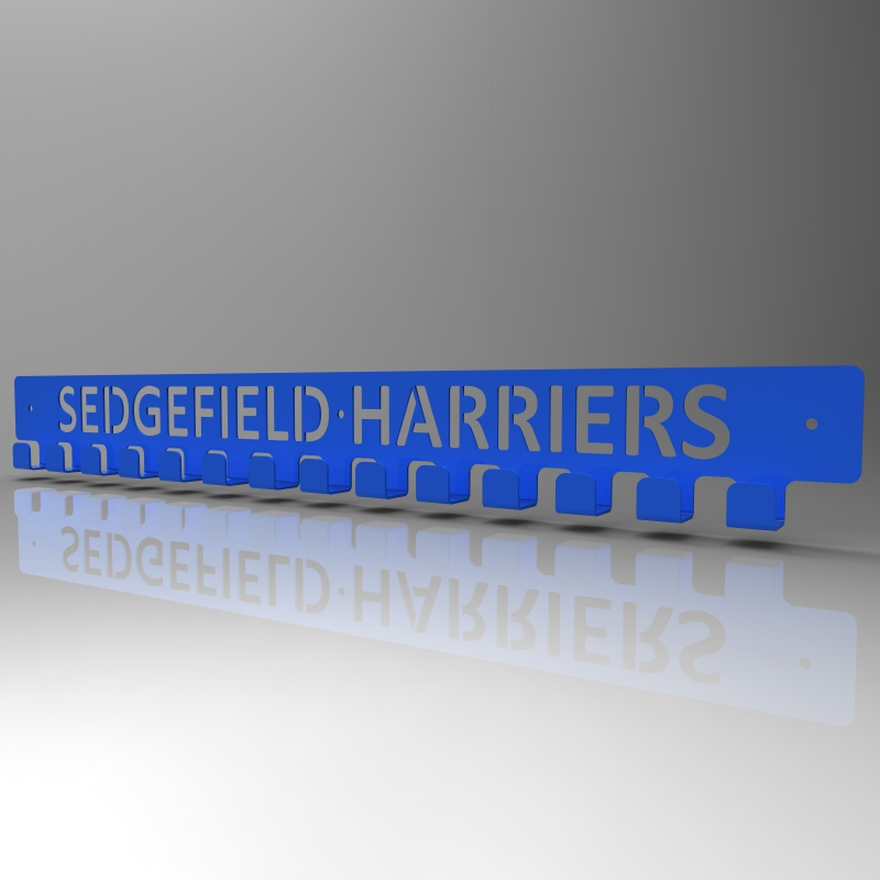 Sedgefield Medal Hanger