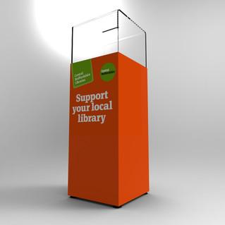 New Donation Box £425 + VAT