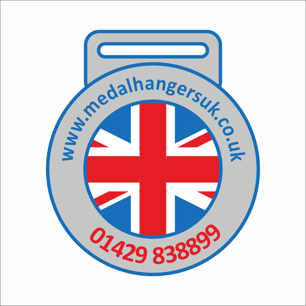 Medal Hanger UK Logo V6