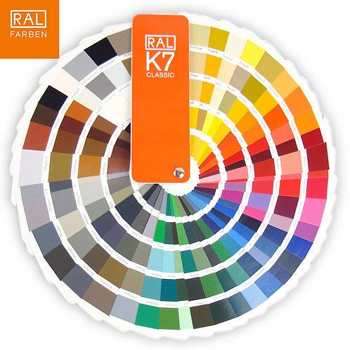 Custom RAL Colour Mix