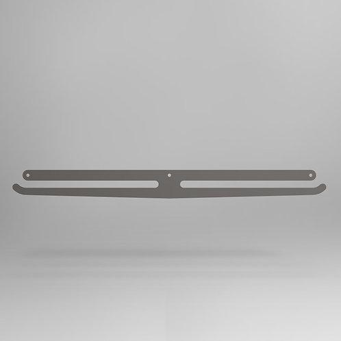 Stainless Steel Medal Hanger - 44cm
