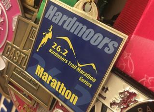 Hardmoors Roseberry Topping Marathon.