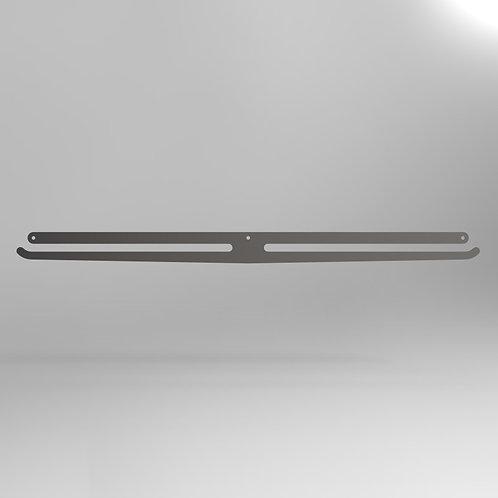 Stainless Steel Medal Hanger - 59cm