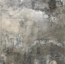 Silver Triptych #3