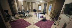Cabine 1 Pro Sound Studio Mons