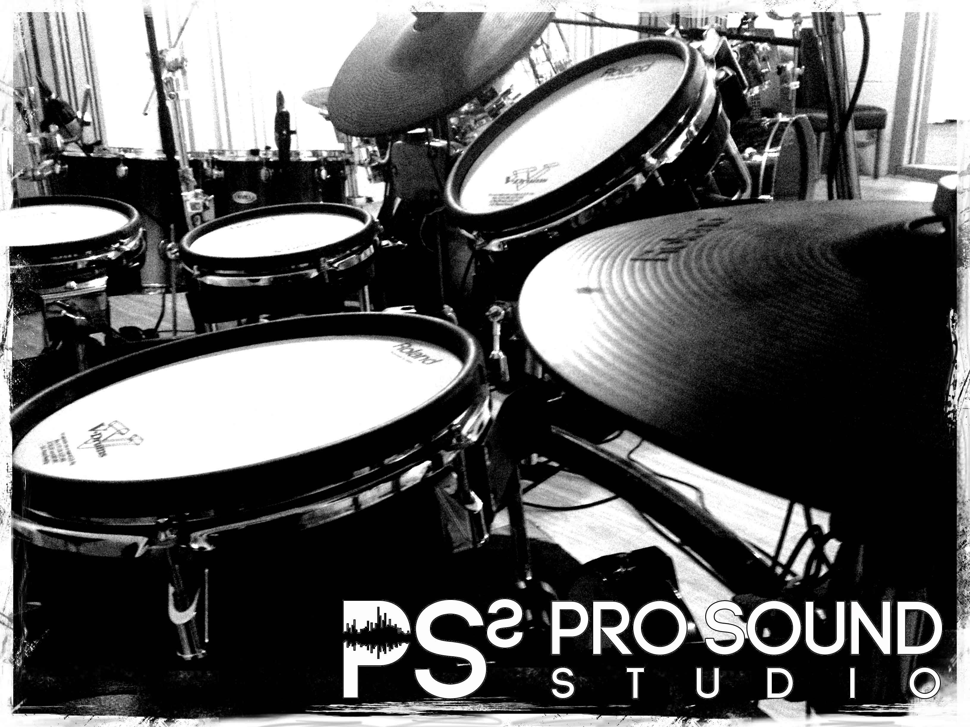 drums-el Pro-Sound-Mons