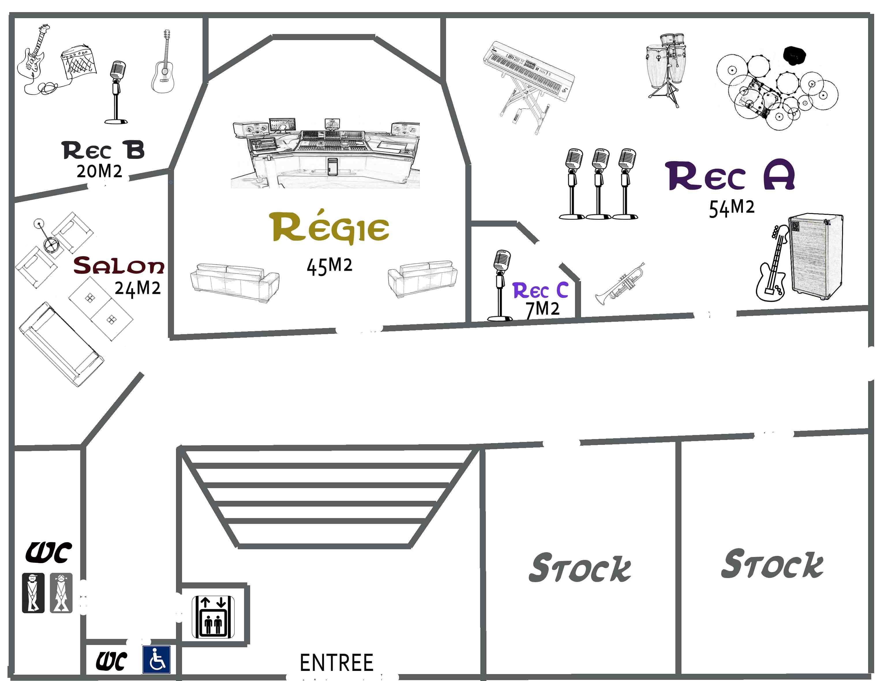 Plans-General-studio-Pro-Sound-Mons