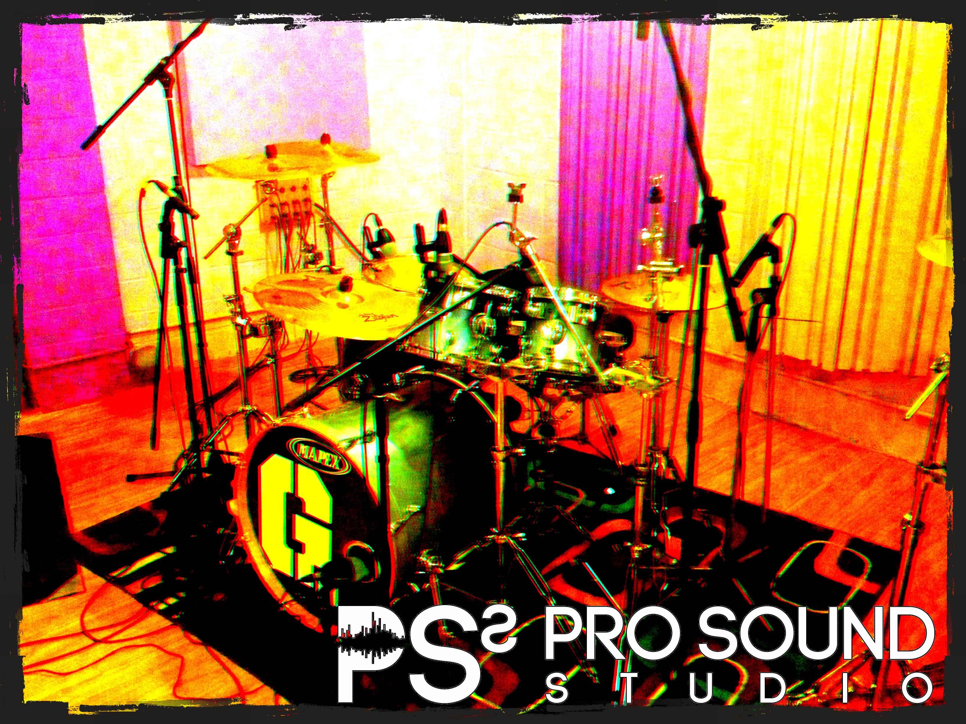 Drums-Sam Pro-Sound-Mons