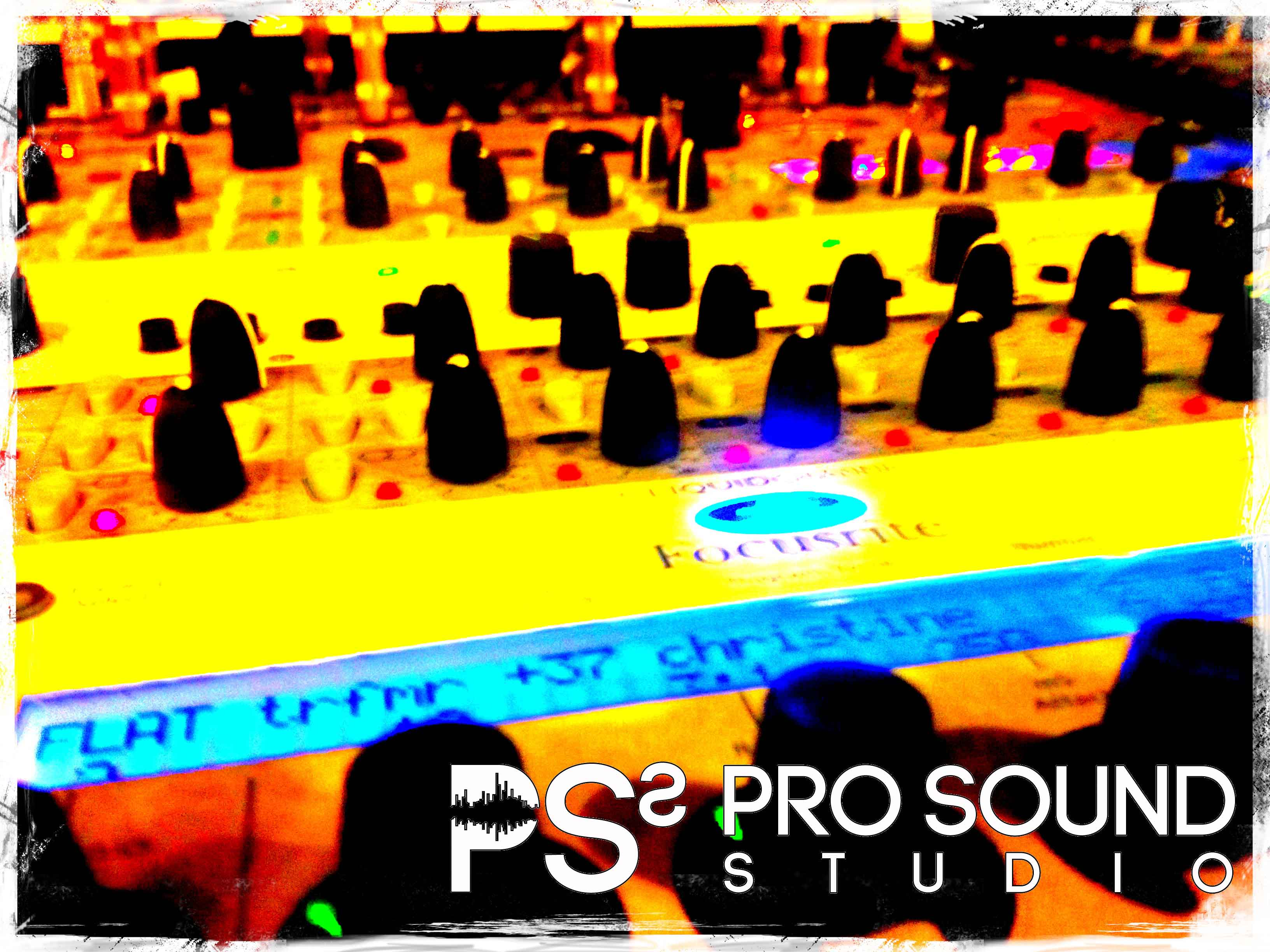 preamp 2 Pro-Sound-Mons