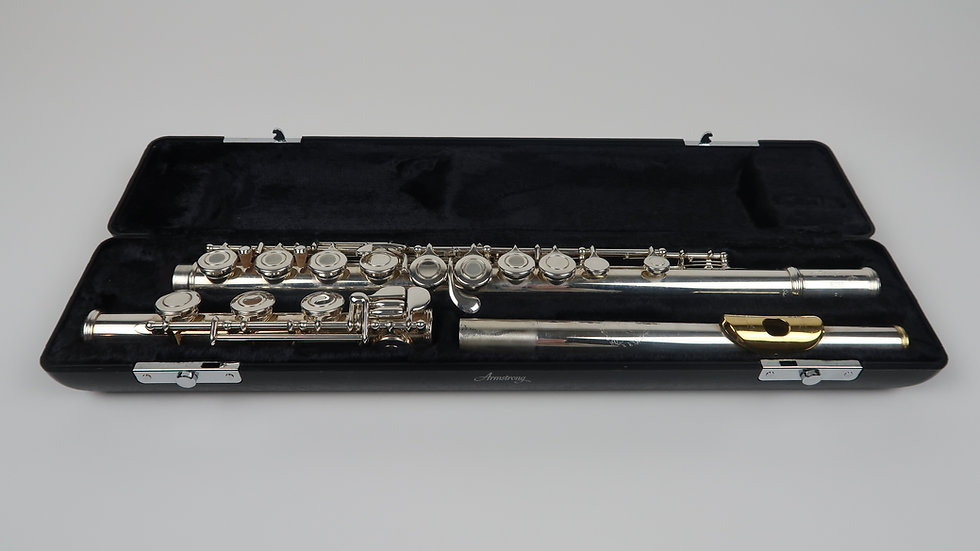 Armstrong 80BE Flute