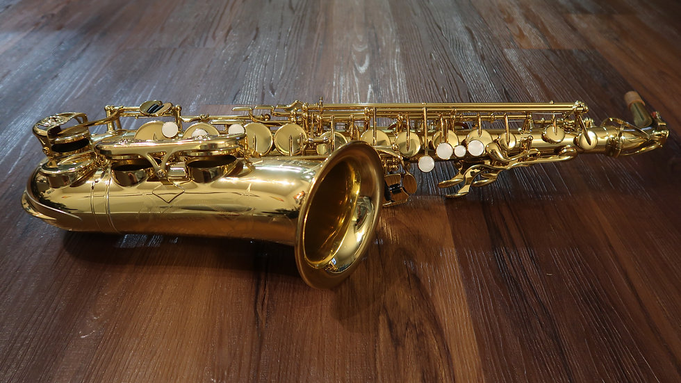Yamaha 480 Alto Saxophone