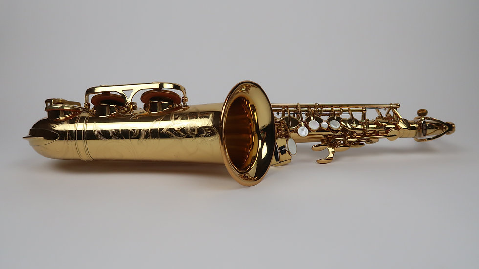 Yamaha Custom 82Z Alto Saxophone