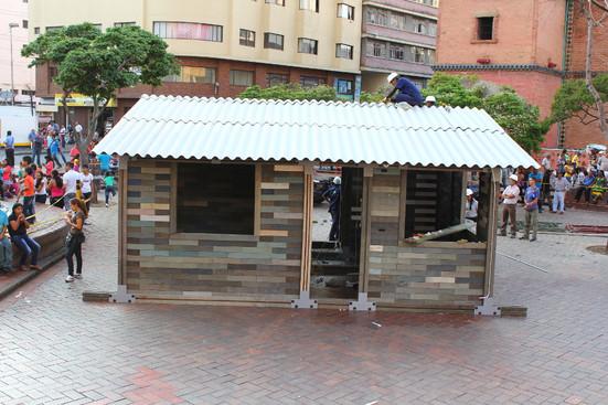 Bloqueplás, Grupo Ecoplasso, Colombia.