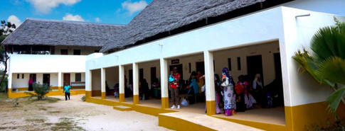 Hospital Pediátrico y Casa de Acogida - Lamu, Kenia