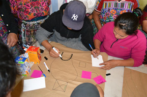 Paisaje de Memoria-San Juan de Comalapa, Guatemala
