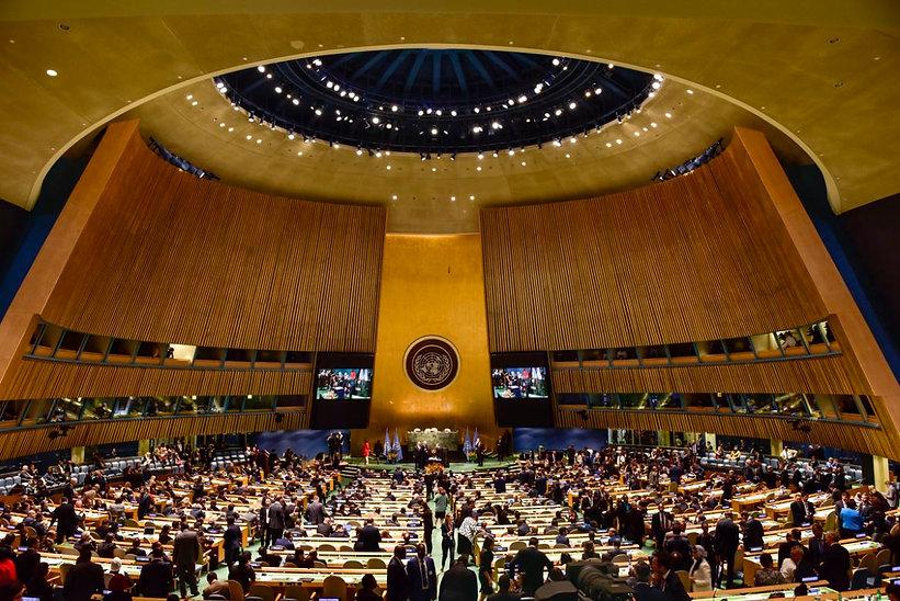 IMAGEN ODS 17. Programa de las Naciones