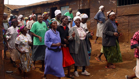 Know your city-Slum Dwellers International