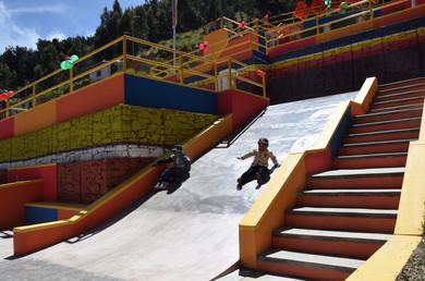 Los Barrios de Verdad-La Paz, Bolivia