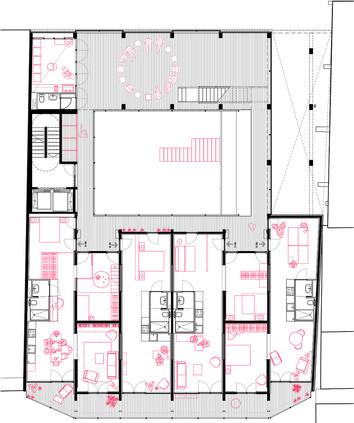 La Borda Habitatge Cooperatiu-Barcelona, España
