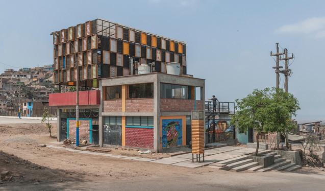 Fitekantropus-La Balanza, Perú