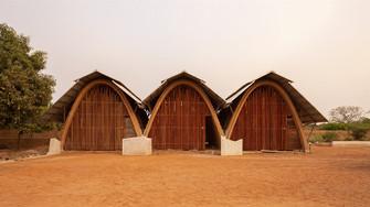 Escuela en Senegal, Comunidad de Thionck Essyl Dep. de Bignona, Ziguinchor, Senegal