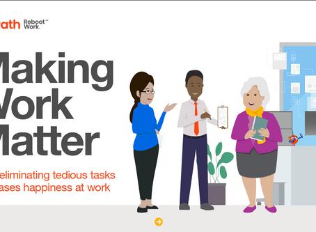 Making Work Matter