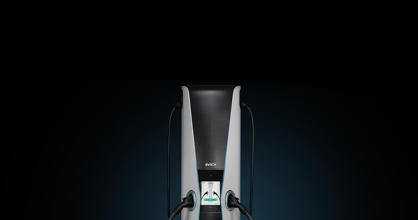 EVBox Iqon Charger station- Catec